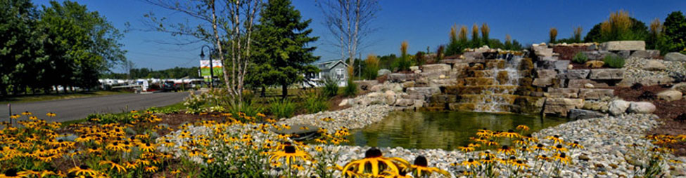 Site Plan & Sites for Sale at South Haven Sunny Brook RV Resort