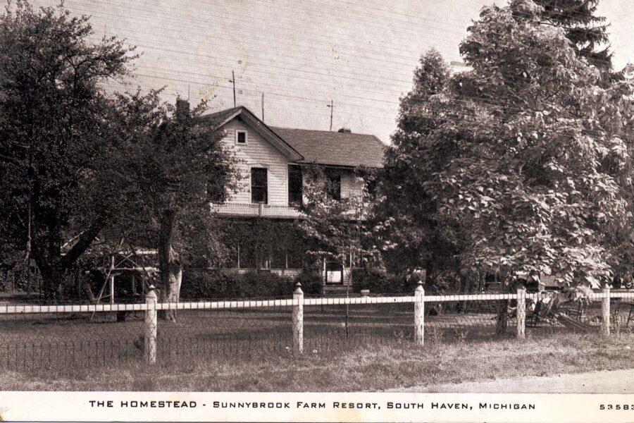 sunnybrook farm resort 1914