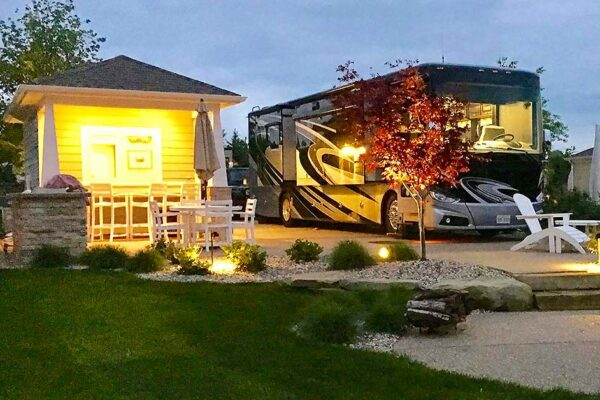 South Haven RV Resort, RV Campground Michigan, luxury rv resorts in michigan